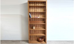 Reclaimed Cube Bookcase