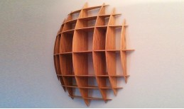 Round Wall Shelves