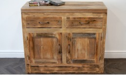 Reclaimed Cube Sideboard