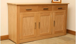 Oak Elements Sideboard