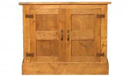 Plank Panel Sideboard