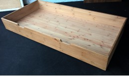 Children's Pure (Child Safe Finish) Under Bed Drawers