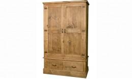 Plank Panel Wardrobe