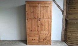 Reclaimed Cube Wardrobe